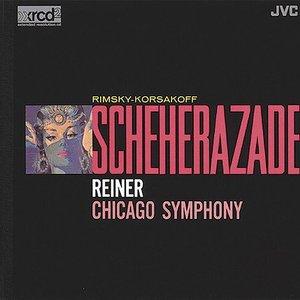"""Rimsky-Korsakov: Scheherazade""的封面"