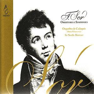 Image for 'Sor: Overtures I Simfonies'
