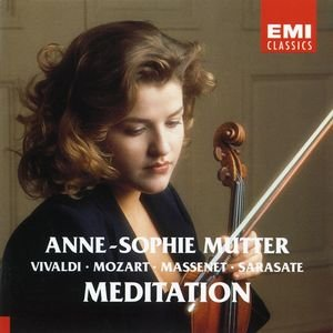 Bild för 'Anne-Sophie Mutter - Meditation'