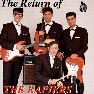 Image for 'The Return Of The Rapiers'