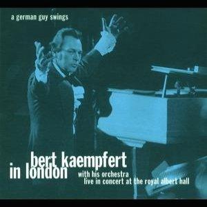 Image for 'Bert Kaempfert in London (live)'