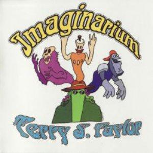 """""""Imaginarium""""的封面"""