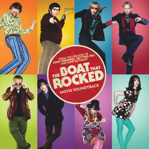 Image for 'The Boat that Rocked OST'