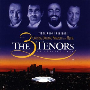 Image for 'The Three Tenors'