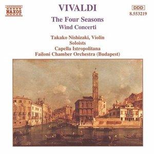 Image for 'VIVALDI: The Four Seasons /  Wind Concertos'
