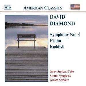 Image for 'DIAMOND: Symphony No. 3 / Psalm / Kaddish'