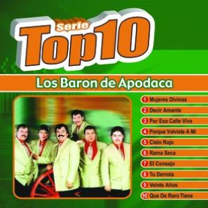 Image pour 'Serie Top Ten'