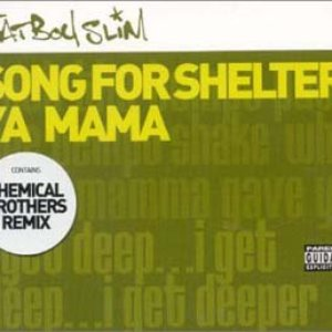 Image for 'Song For Shelter / Ya Mama'