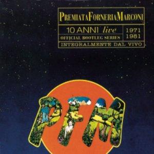 Image for 'PFM 10 Anni 1971/1981 Cofanetto'