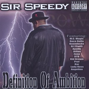 Image for 'Definition of Ambition'