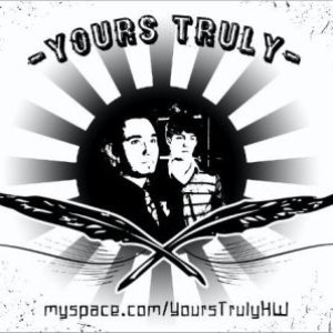 Image for 'Yours Truly HW'