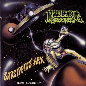 Image for 'Infectious Grooves (live)'