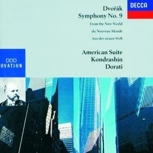 Image for 'Dvorák: Symphony No.9 'From the New World'/Suite in A Major etc.'