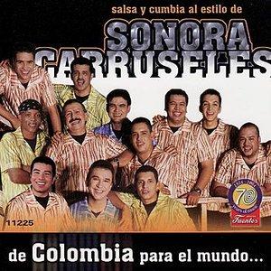 Immagine per 'De Colombia Para El Mundo'