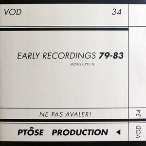Image for 'Early Recordings 79-83'