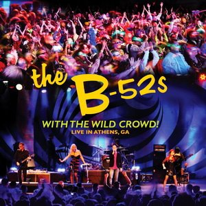 Image pour 'With The Wild Crowd! Live In Athens, GA'
