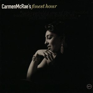 Image for 'Carmen McRae's Finest Hour'