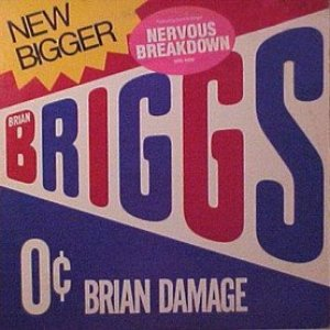 Image for 'Brian Damage / Combat Zone'