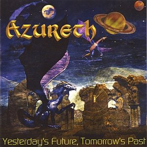 Image for 'Yesterday's Future, Tomorrow's Past'