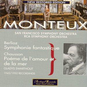 Image for 'Berlioz : Symphonie Fantastique - Chausson : Poeme de l'Amour et de la Mer'