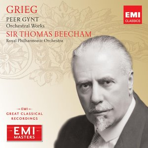 Image for 'Grieg: Peer Gynt etc'