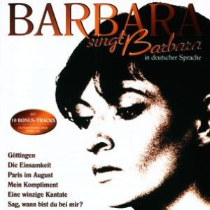 Imagen de 'Barbara Singt Barbara In Deutscher Sprache'