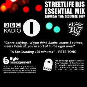 Image for 'Streetlife DJs BBC Radio 1 Essential Mix'