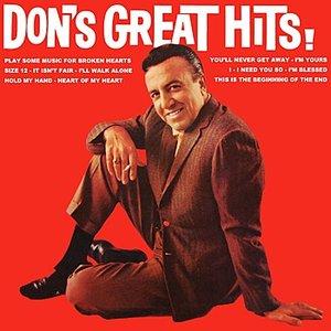 Immagine per 'Don's Great Hits'