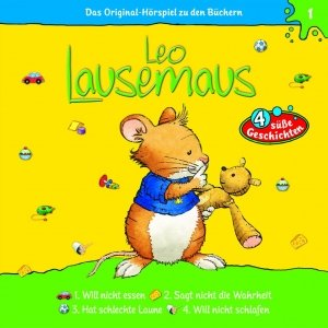 Image for 'Folge 1 - Leo Lausemaus'