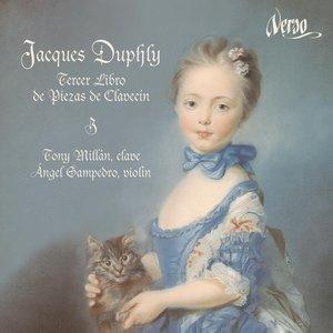 Image for 'Duphly: Troisième Livre de Pièces de Clavecin'