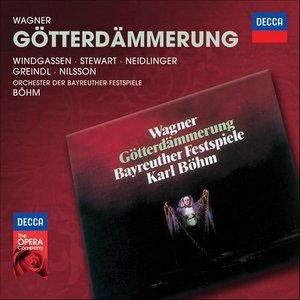 Image for 'Birgit Nilsson, Wolfgang Windgassen, Etc.; Karl Böhm: Bayreuth Festival Orchestra & Chorus'