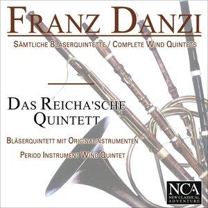 Image for 'Danzi, F.: Wind Quintets (Complete) (Reicha'sche Quintet)'