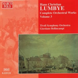 Image for 'LUMBYE: Orchestral Works, Vol.  3'