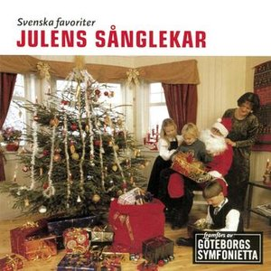 Image for 'Svenska favoriter - Julens sånglekar'