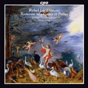 Image for 'Rebel: Les élémens - Rameau: Castor et Pollux Suite'