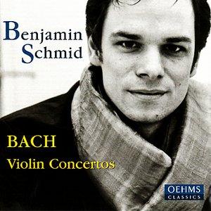 Imagen de 'Bach: Violin Concertos'