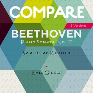 Imagem de 'Piano Sonata No. 7 in D Major, Op. 10 No. 3: II. Largo e mesto'
