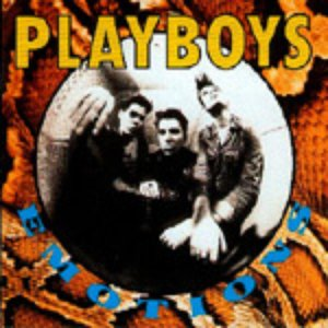 Image for 'The PLAYBOYS - Emotions'