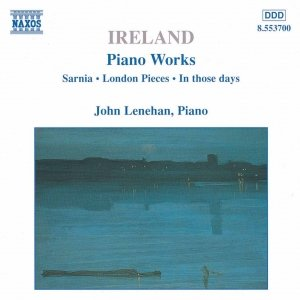 Image for 'IRELAND: Piano Works, Vol.  1'