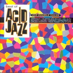 Image for 'The Best of Acid Jazz (disc 2)'