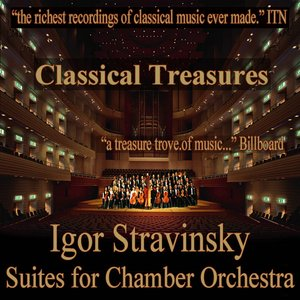 Image for 'Stravinsky: Suites for Chamber Orchestra'