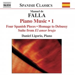 Image for 'FALLA: Complete Piano Works, Vol. 1'