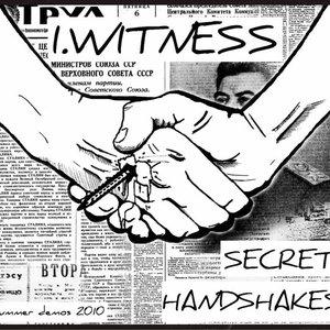 Image pour 'Secret Handshakes (Summer Demos)'