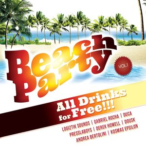 Image for 'Beach Party, Vol. 1'