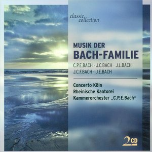 Image for 'Bach Family (Music Of The)'
