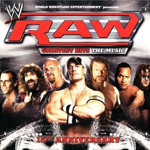 Image pour 'RAW Greatest Hits The Music'
