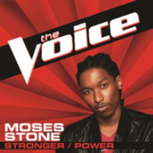 Image pour 'Stronger/Power (The Voice Performance) - Single'