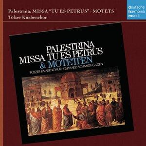 """Image for 'Missa """"Tu es Petrus"""", for 6 voices/Sanctus & Benedictus'"""