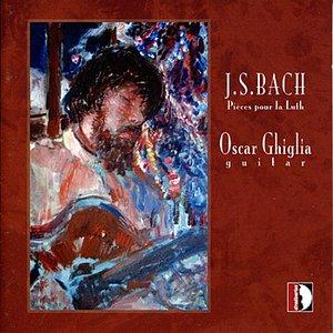Immagine per 'Bach: Pièces pour la luth'