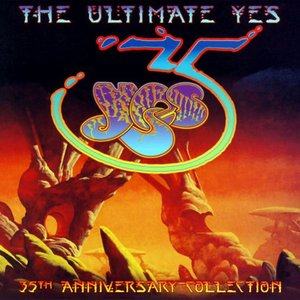 Image for 'The Ultimate Yes: 35th Anniversary Collection'